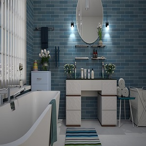 Selecting the right type of bathroom supplies